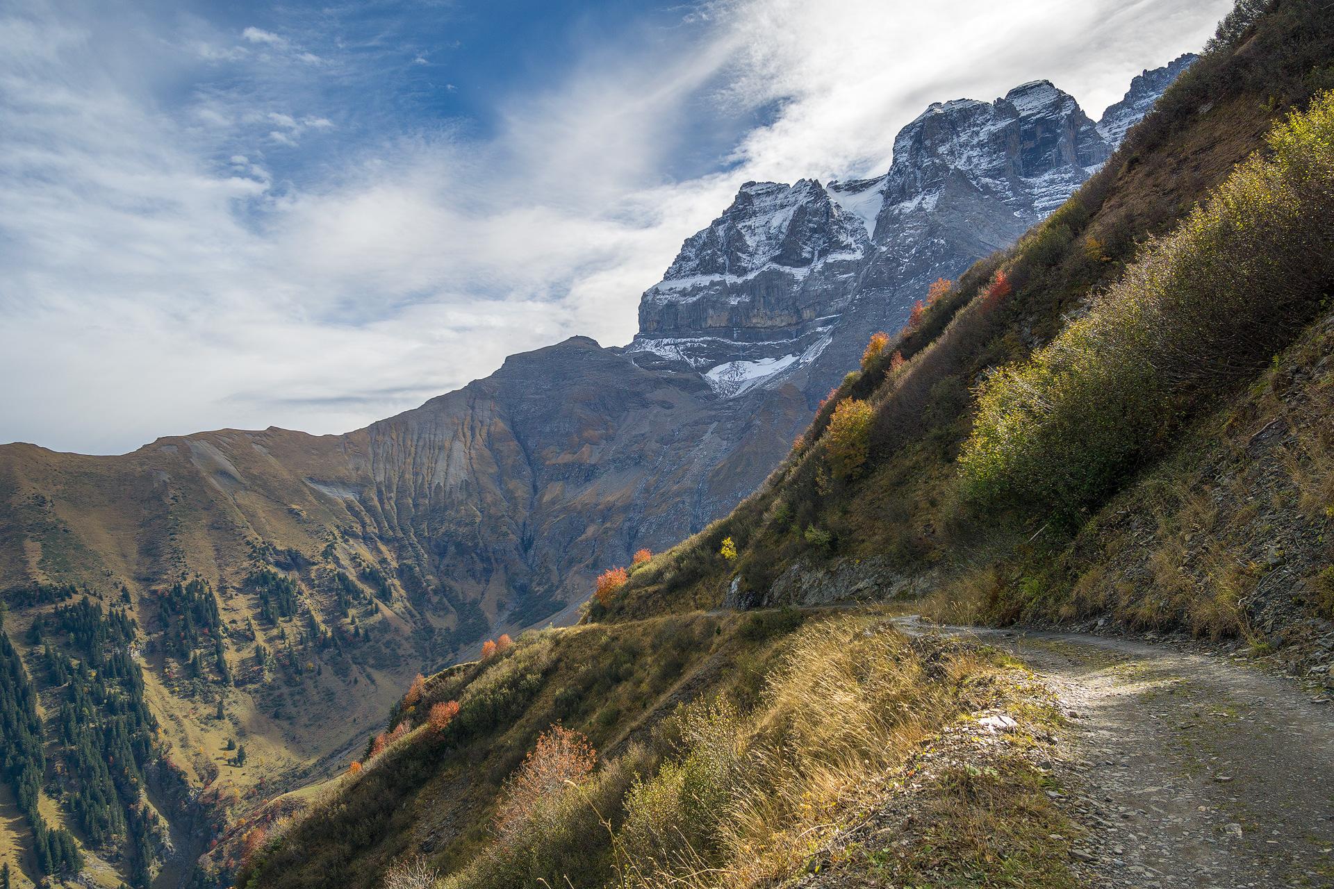 Signal de Soi, Switzerland.