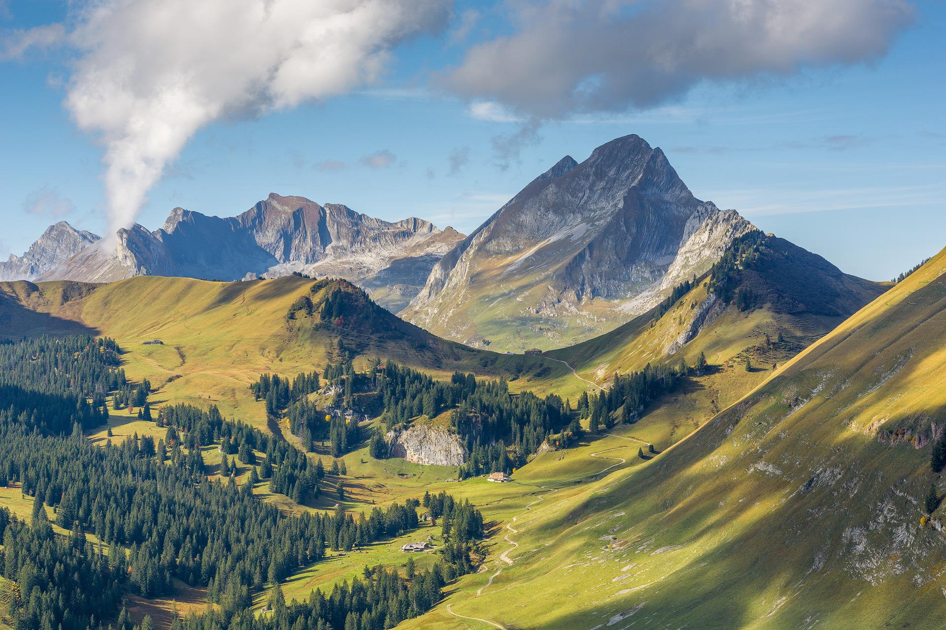 Hochmatt, Switzerland.