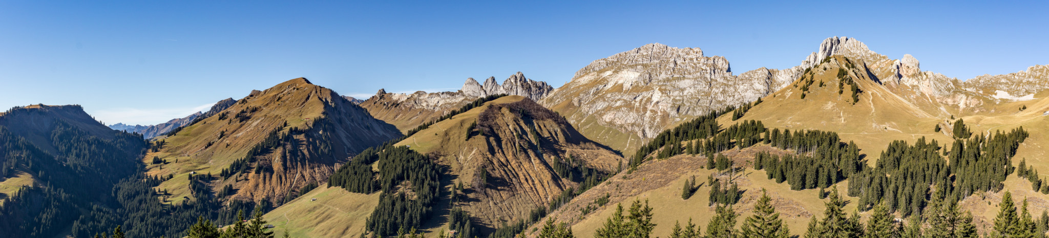 Jaun, Switzerland.