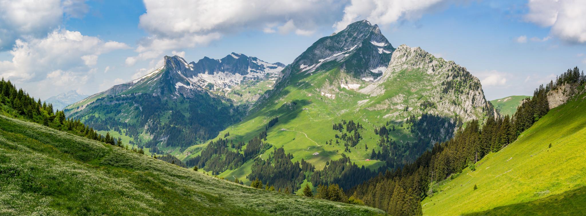 La Gueyre, Switzerland, Hochmatt.